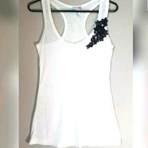 3 for $15 Body Central White Tank Top